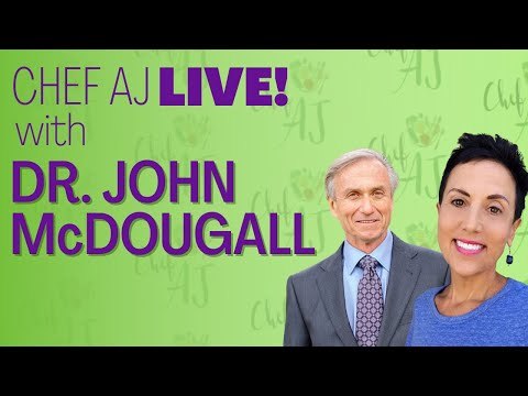 DR. JOHN McDOUGALL 12 DAYS TO DYNAMIC HEALTH