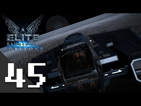 Haunted Planetary Ring! - Elite: Dangerous Horizons - Episode 45