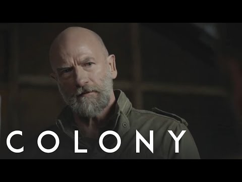 Colony Season 3, Episode 5 : MacGregor Tortures Bram To Make Will Talk  Colony on USA Network