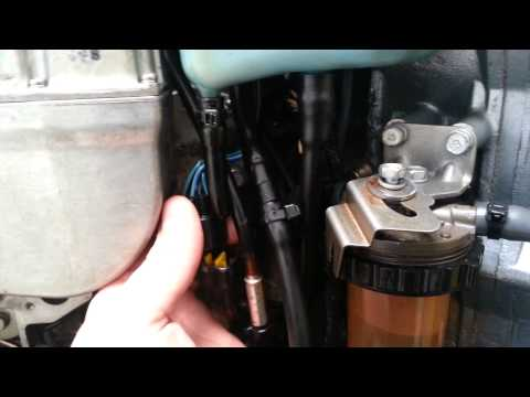 Yamaha outboard pigtail diagnostic connection