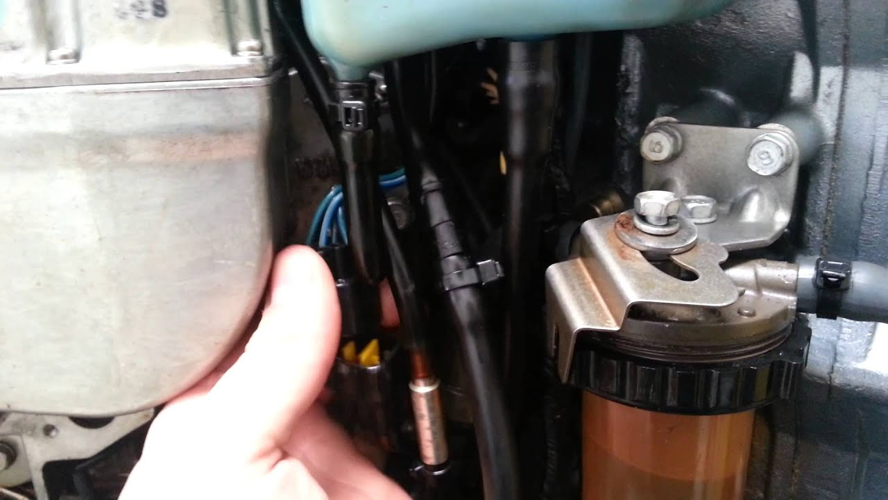 Yamaha Outboard Pigtail Diagnostic Connection Youtube 2008 Wiring