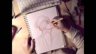 Love conquers all - Speed Drawing