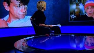 2018   Newsnight on the Death of Mark E Smith