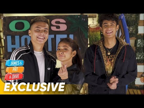 Ronnie, Loisa, And Donny React To Survey About Them | 'James And Pat And Dave'