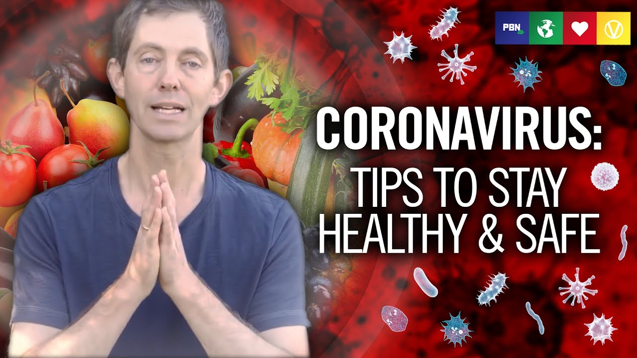 Coronavirus: Tips To Stay Healthy & Safe During COVID-19
