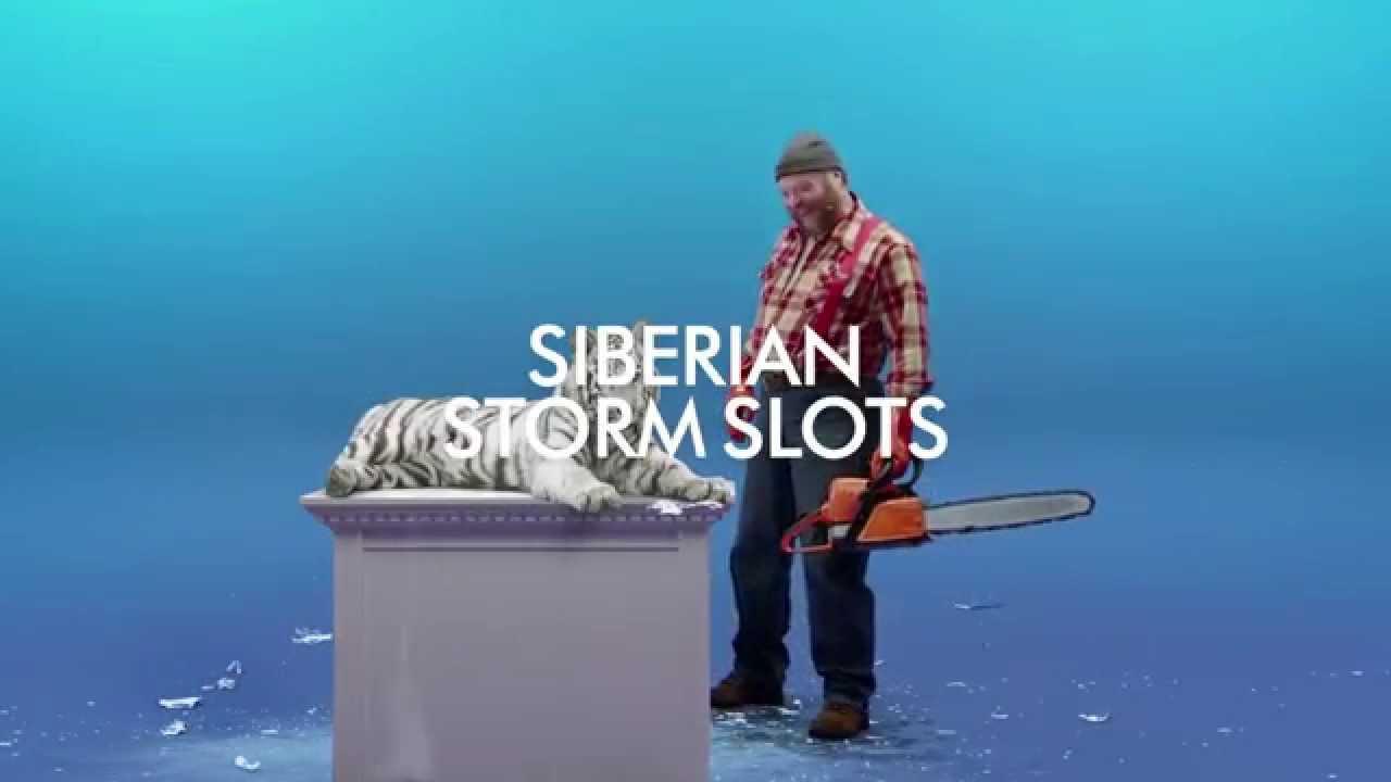 Siberian Storm Dual Play online Casino Spiel