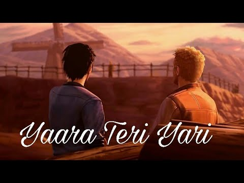 Yaara Teri Yari | Friends Forever | Animated