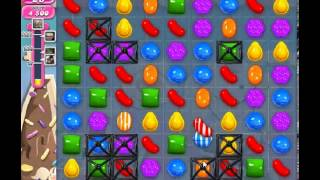 How to beat Candy Crush Saga Level 47 - 2 Stars - No Boosters - 34,160pts