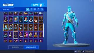 The Frozen Legends Bundle Fortnite! Its Here! Cost $24.99 USD