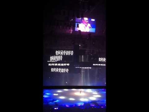 陳奕迅  大開眼戒 @ 黃偉文作品展 Concert YY