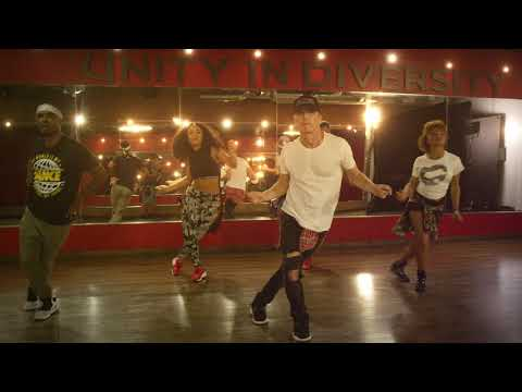 Zumba + Millennium Dance Complex 'Get Up' Choreography