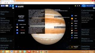 Tutorial de Solar System Scope