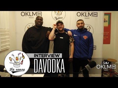 Youtube: DAVODKA («À juste titre», bilan du dernier album, sa nouvelle vie, les mangas..)  – #LaSauce