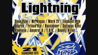 Lightning Riddim Mix (2000) By DJ.WOLFPAK