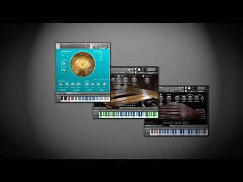 Pan Drums, Vibraphone & Grand Marimba