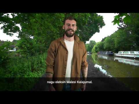 Euroopa Vabatahtliku Teenistus - miks ja kuidas? Calumi teekond