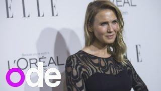 Renee Zellweger calls plastic surgery rumours