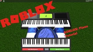 ROBLOX [Piano] Tutorial: FNAF Sister Location, Join Us for a bite| Beginning