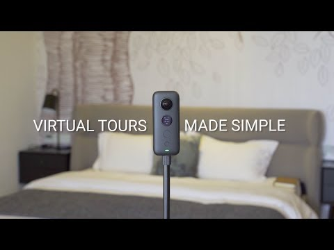 Insta360 ONE X - Virtual Tours Made Easy