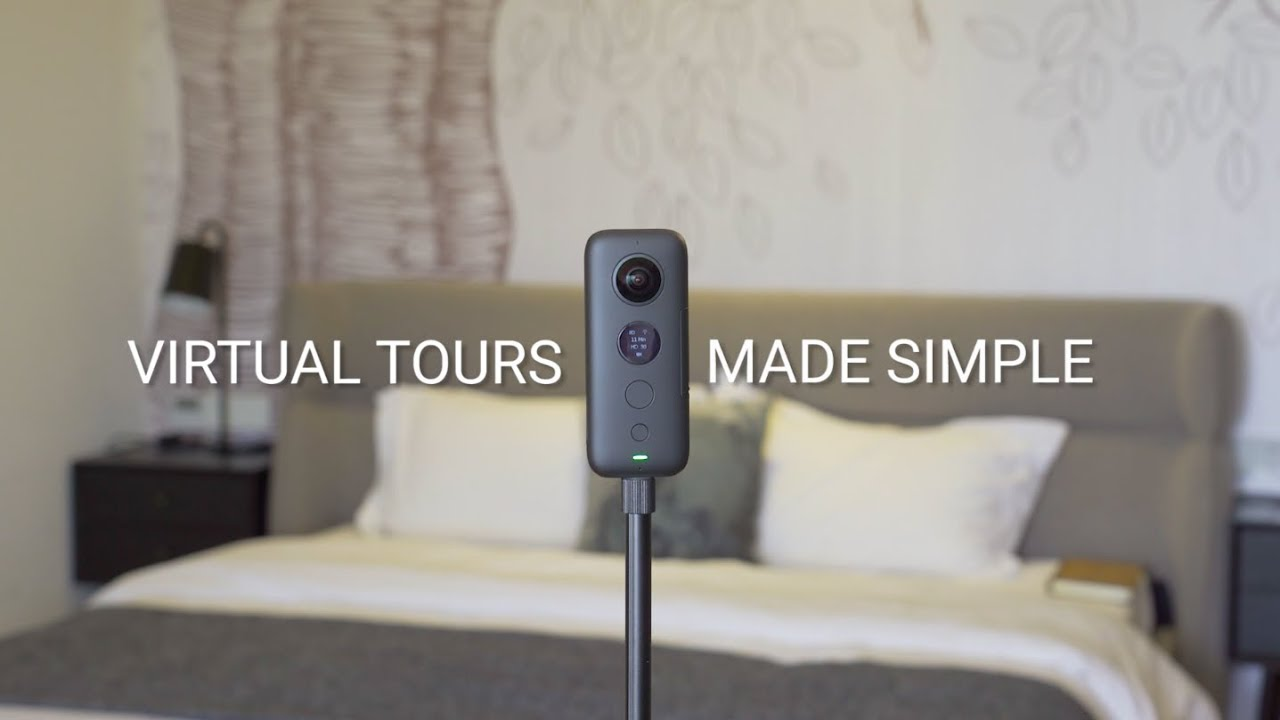 Insta360 One X and Ricoh Theta V can now create Matterport