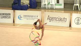 Heather Chan - Ribbon Final - 2018 Pacific Rim Championships