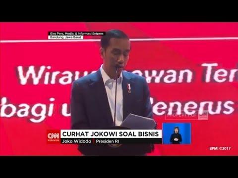 Saat Jokowi Kalah Bisnis dari.... Mp3