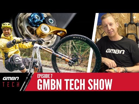 The Hottest MTB Tech News + Unno's New DH Team  | GMBN Tech Show Ep. 7
