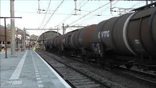 Treinen In Almelo Beerzerveld Hengelo Ommen en Zwolle 11 tot 13 04 2019