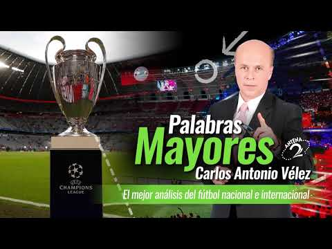 Palabras Mayores originando desde Kiev, previo a la final de Champions League