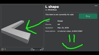 How To Create Your Own Model In Roblox Studio! | (Roblox Tutorial)