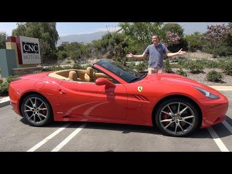 The Ferrari California Is Becoming a Bargain
