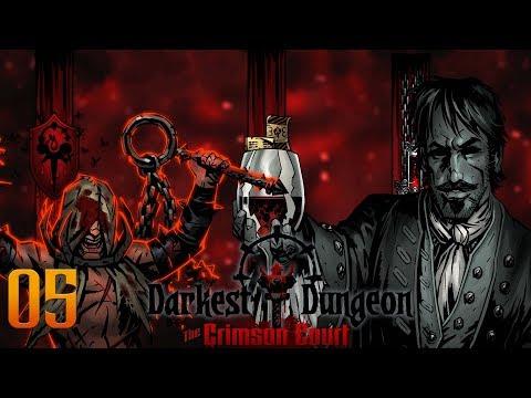 LEPER ACTION TIME - Darkest Dungeon Crimson Court DLC Gameplay #5
