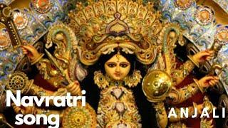 Navrater kare suru :-anjali  नवरात्र  करा  शुरू