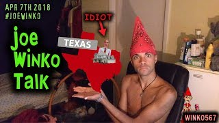 Video Idiot From Texas | Joe Winko Talk download MP3, 3GP, MP4, WEBM, AVI, FLV Agustus 2018