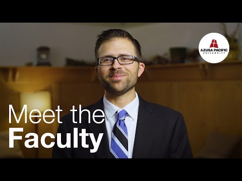 Meet the Faculty: John Burdett, Ed.D.