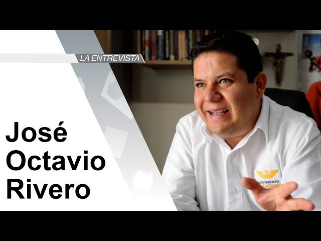 La Entrevista: José Octavio Rivero, Alcalde de Milpa Alta, CDMX