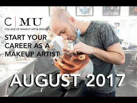 Design Prosthetic Makeup This Fall | CMU College