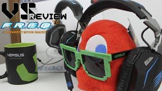 VSReview programa #2: Auriculares F.R.E.Q T.E. de Mad Catz