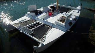 Catamaran Tiki 26 - New Lifestyle