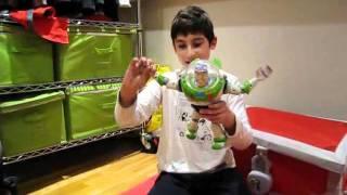 Toy Story  - Los juguetes de Àlex, 1parte