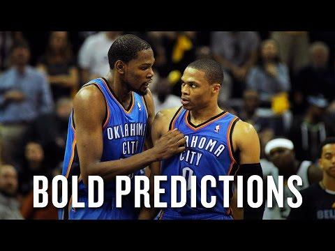 Bold predictions for the 2014-15 NBAseason