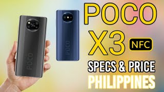POCO X3 NFC - Price Philippines, Specs & Features | Bangis Nito!