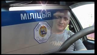 Телогрейкин заснял машины ГАИ на лысой резине: Это просто позорище какое то