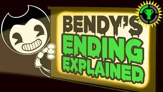 Game Theory: Bendy's Tragic Ending EXPLAINED (Bendy and the Ink Machine Chapter 5)