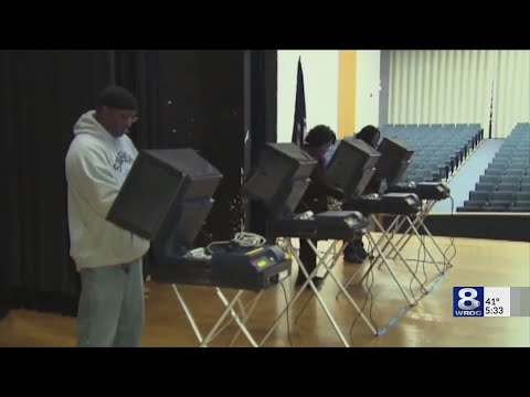 Voter Turnout: Monroe County Residents Casting More Ballots