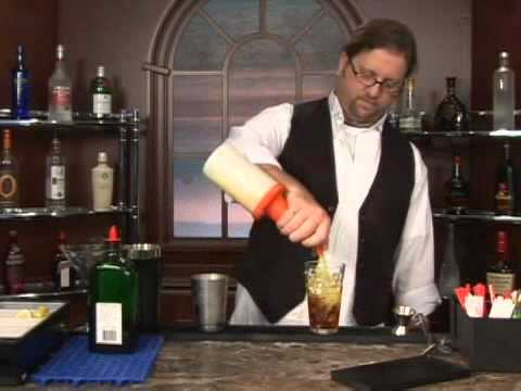 How To Make The Jaeger Monster Mixed Drink
