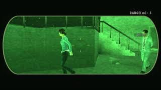PS2 - SOCOM II U.S. Navy SEALs - GamePlay [4K:50Fps]