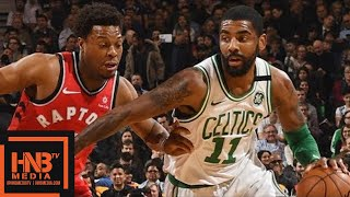 Boston Celtics vs Toronto Raptors Full Game Highlights / Feb 6 / 2017-18 NBA Season