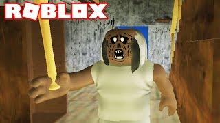 Granny In Roblox | Granny Horror Game