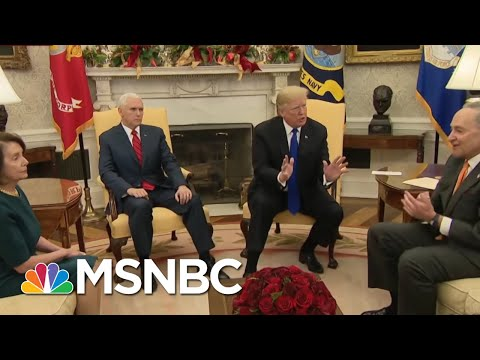 President Trump 'Embarrassing And Undignified' In Meeting: Mika Brzezinski | Morning Joe | MSNBC
